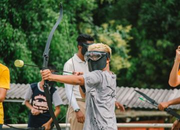 AR Heritage Trail with Archery Combat Tour